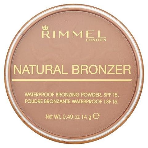 RIMMEL LONDON Natural Bronzer - Sun