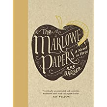 By Ros Barber The Marlowe Papers (Unabridged) [Hardcover]