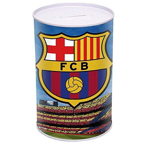 FC Barcelona Moneybox metal shield