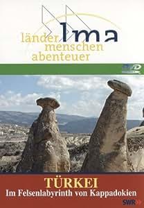 Türkei - Im Felsenlabyrinth von Kappadokien