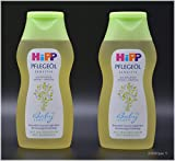 2x HiPP Babysanft Pflege Öl - 200ml - 2er Pack