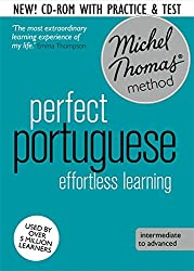 Michel Thomas Method Perfect Portuguese: Effortless Learning: Intermediate to Advanced
