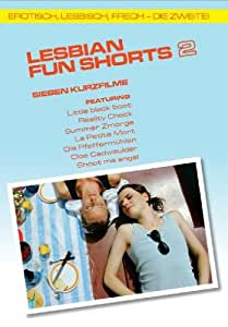 Lesbian Fun Shorts 2 (OmU) [Import allemand]
