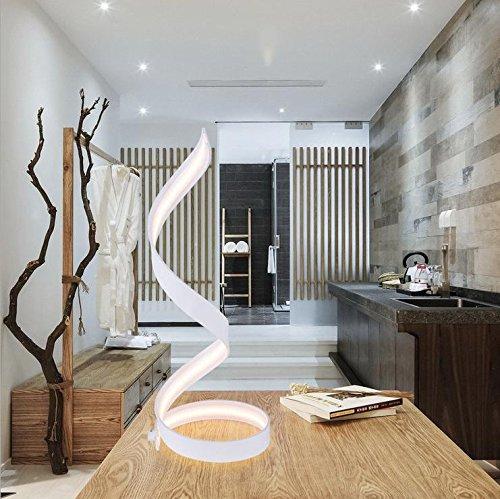 Suspensions lampe de chevet minimaliste chambre moderne conduit décoratif salon lampes étude de personnalité créative éclairage de l'art européen