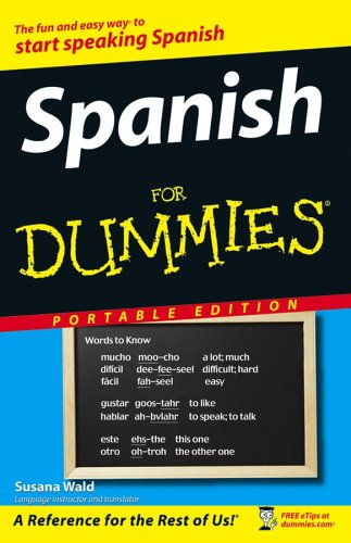 spanish-for-dummies-portable-edition-wal-mart-custom