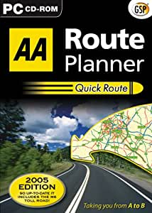 AA Quick Route