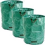 Masgard® Gartensack Laubsack Gartenabfallsack - Verschiedene Größen (3, 500 Liter)