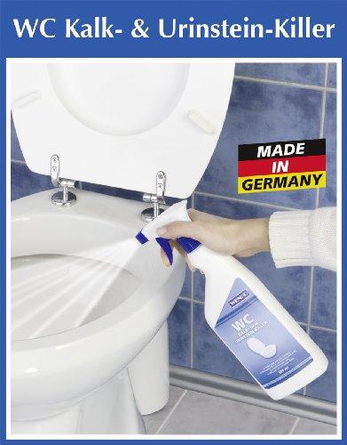 Wenko 4058010500 WC-Kalk und Urinsteinkiller, 500 ml