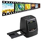 Film Scanner, TechCode Film Slide VIEWER Scanner 14.0 Megapixel Negativfilmträger VIEWER Scanner USB Digitalfarbkopierer (Ohne SD Karte (SMYC018))