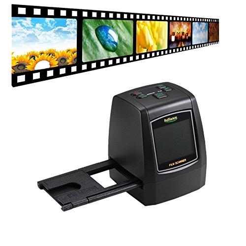 TechCode Film Scanner Negativfilm Dia VIEWER Scanner USB Digital Farbkopierer (16G SD Karte (SMYC018)) (Scanner-farbkopierer)