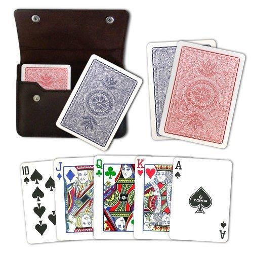 Copag Vierfarb Poker Größe Regular Index Spielkarten Preisvergleich