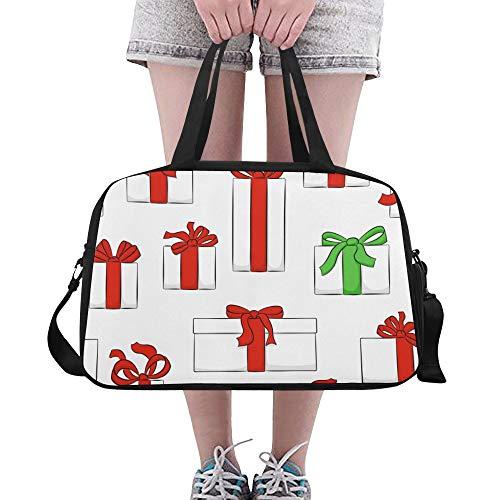 Geschenke kleine Box Überraschung große Yoga Gym Totes Fitness Handtaschen Reisen Seesäcke Schultergurt Schuhtasche für Sport Sportgepäck für Mädchen Männer Womens Outdoor - Coach Womens Hobo