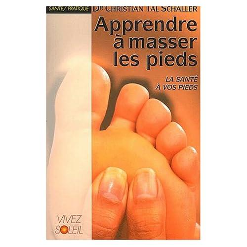 Apprendre à masser les pieds