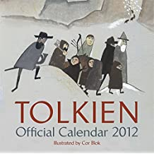 Tolkien Official Calendar