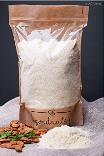Farine d'amande moulue / farine (700gr) pour la cuisson sans gluten