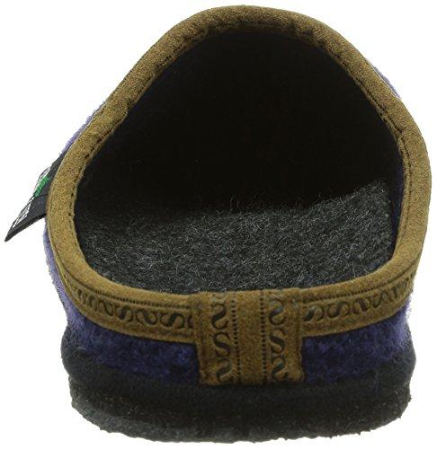 Stegmann 301 Unisex-Erwachsene Pantoffeln Violett (8953 dark violet)