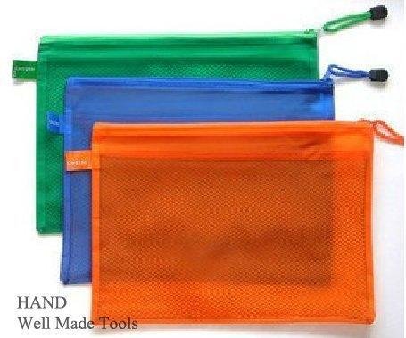HAND ® A5 Wasserdicht Net Divided Kleine Werkzeugtasche, Bürotasche, 24,4 x17cm - 1 +1 Gratis! (Breite Werkzeugtasche)