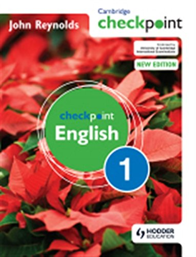 Cambridge Checkpoint English Student's Book 1 por John Reynolds
