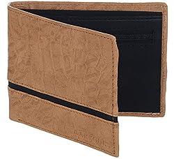MarkQues Detox Beige Mens Wallet (DET-442001)