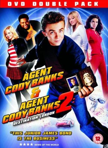 Agent Cody Banks Agent Cody Banks 2 - Destination London DVD