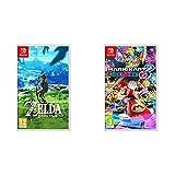 The Legend of Zelda: Breath of the Wild +  Mario Kart 8 Deluxe - Nintendo Switch