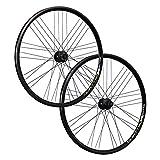 Vuelta 28 Zoll Laufradsatz Quattro X Shimano Deore HB/FH-M525 Disc schwarz