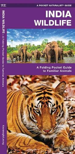 India Wildlife: A Folding Pocket Guide to Familiar Animals (Pocket Naturalist Guide) por James Kavanagh