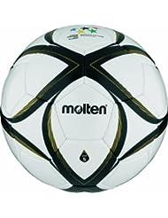 Molten Fußball Fußball FXSM, 5, Weiß/Schwarz/Gold, 5, FXSM