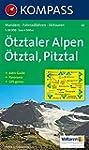 Ötztaler Alpen, Ötztal, Pitztal: Wand...