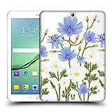 Head Case Designs Chicorée Rosen Und Wildblumen Ruckseite Hülle für Samsung Galaxy Tab S2 9.7