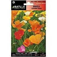 Semillas de Flores - Amapola California variada - Batlle