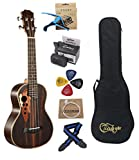 LHI 23-inch concert Ukulele Hawaii ukulele rosewood professional send tuner trim folder thick