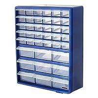 Bond Hardware 39cajón azul multi Herramientas DIY Caja de almacenamient...