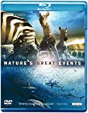 Nature's Great Events [Blu-ray] [Region Free]