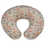 Best Boppy Breastfeeding Pillows - Boppy Pillow Slipcover, Classic Fox Forest/Tan Review