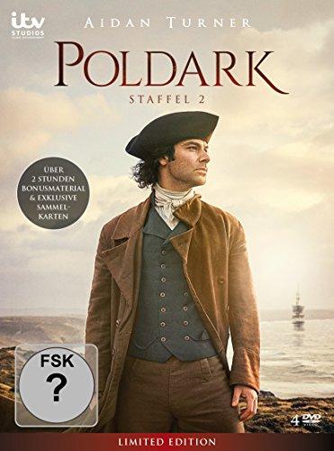 Poldark - Staffel 2 [Limited Edition] [4 DVDs]
