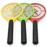 MerryDate Raquette Anti Moustique, électriques Anti-Moustique Fly Bug Mosquito...