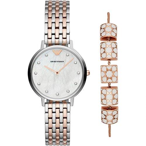 Emporio Armani AR80016 Ladies Watch Gift Set