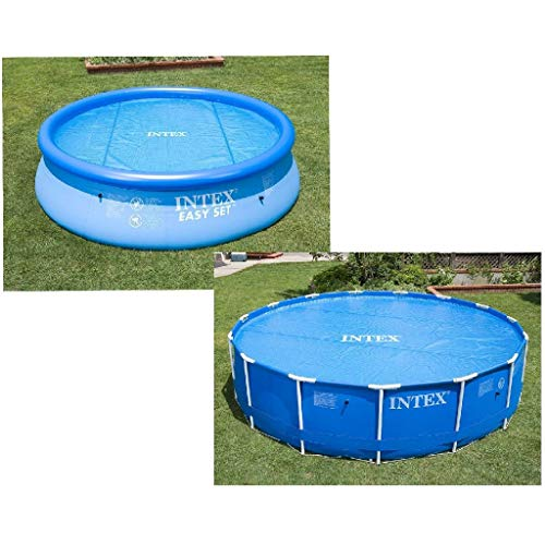 Intex Solar Cover Pool - Solarabdeckplane -  Ø 348 cm - Für Easy Set und Frame Pool