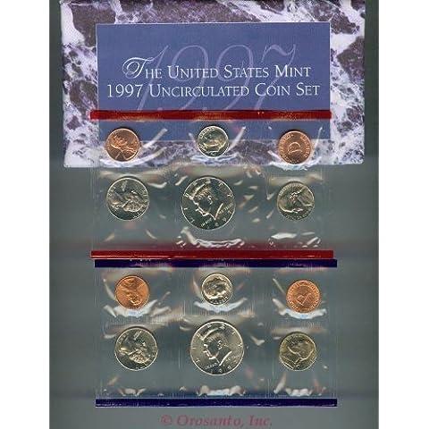 1997 US Mint Set by