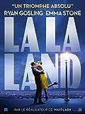 Affiche Cinéma Originale Grand Format - La La Land (format 120 x 160 cm pliée)