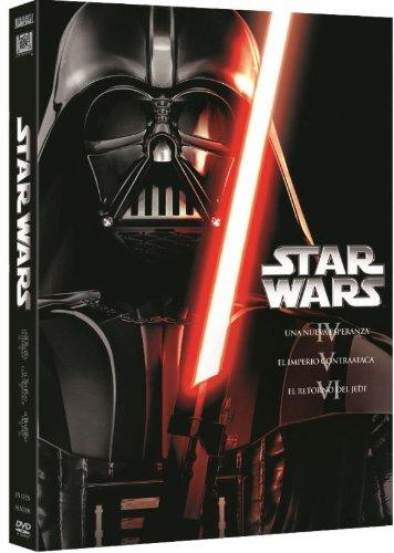 Star Wars - Trilogía (Episodios IV-VI) [DVD]