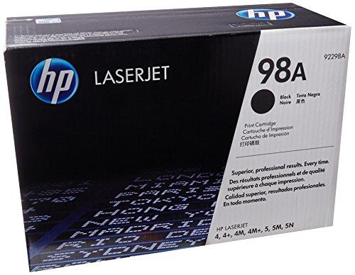 98a Laserjet (HP Tonerkartusche 92298A Laserjet 4 / 4 M / 4 Plus / 4 M Plus)