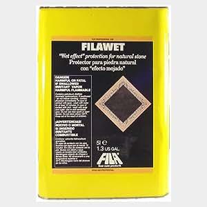 FILA - Protecteur consolidant pour pierres non polies FilaWet 5 litres - 60800005