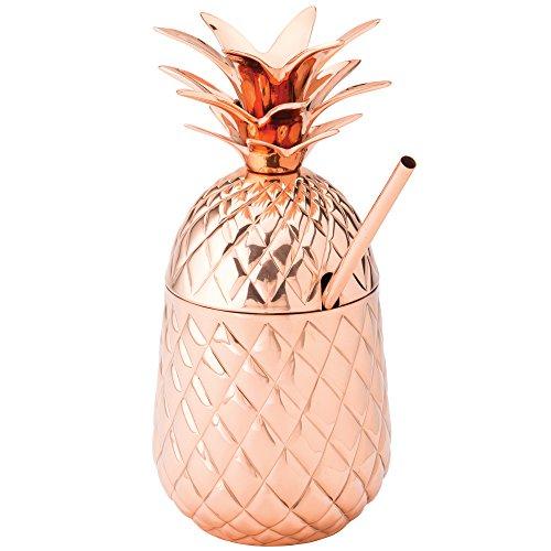 i Ananas Glas, 20oz, 57cl, Kupfer ()