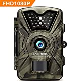Best Game Cameras - Earthtree Trail Camera FHD 1080P Hunting Game Camera Review