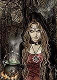 Heye - 29370 - Puzzle - 3D Witch - Francés