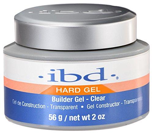 IBD LED/UVBonder Gel Clear, 1er Pack (1 x 56 g) - Builder Gel