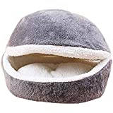 Hamburger / Burger Conception Pet Bed Shell Cat en Forme de Sac de Couchage