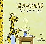 Camille fait des crêpes